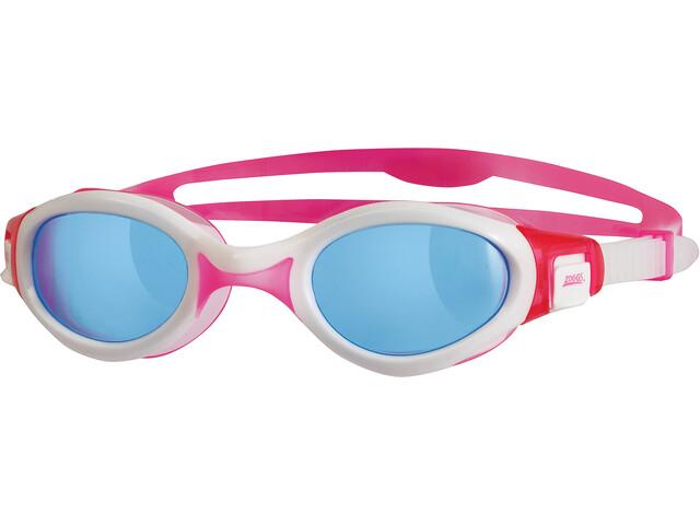 Zoggs Venus Goggle White/Pink/Tint